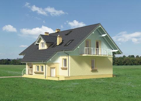 Проект домa Турмалин