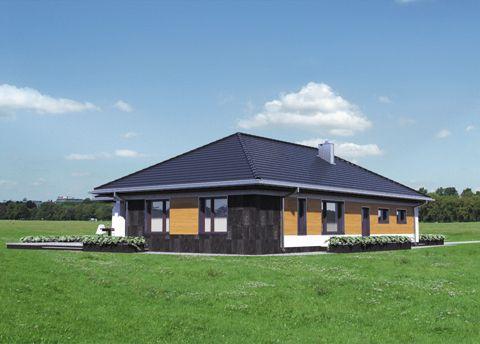 Projekt domu Tycjan