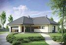 Projekt domu Tymon