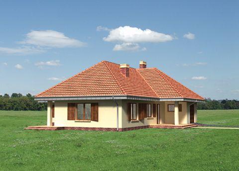 Projekt domu Tymoteusz