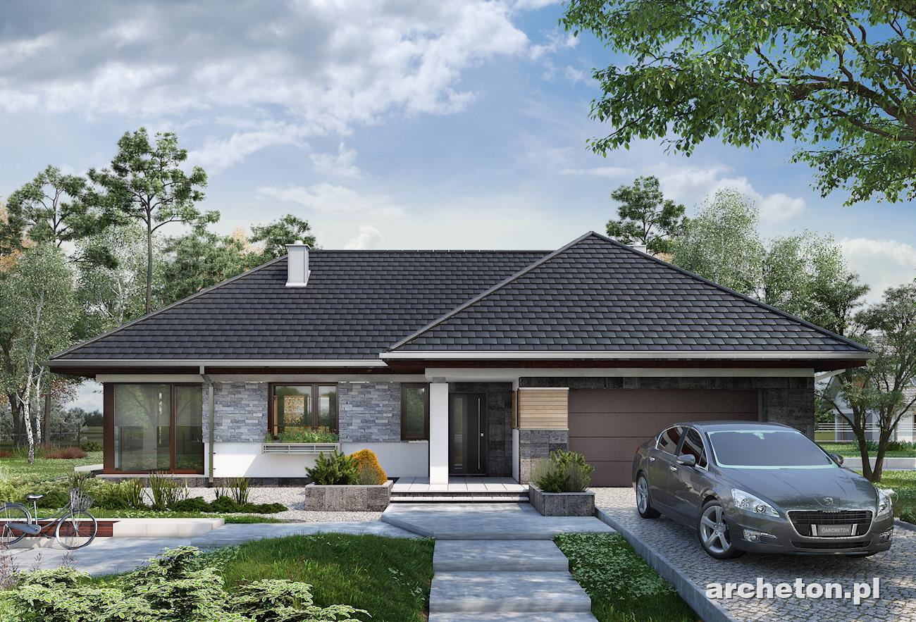 Projekt domu Tymoteusz G2