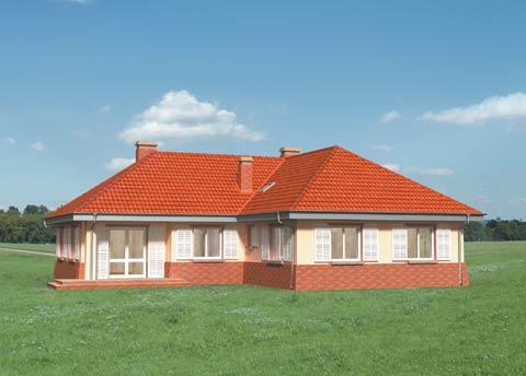 Projekt domu Tymoteusz Mały