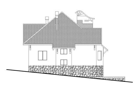 Проект домa Басовка