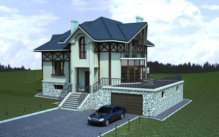 Проект домa ГП-82-06