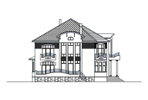Проект домa ГП-87-07