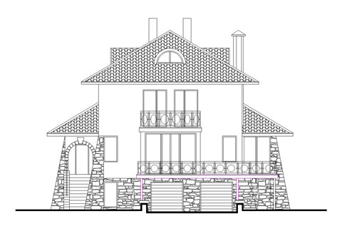 Проект домa ГП-93-05