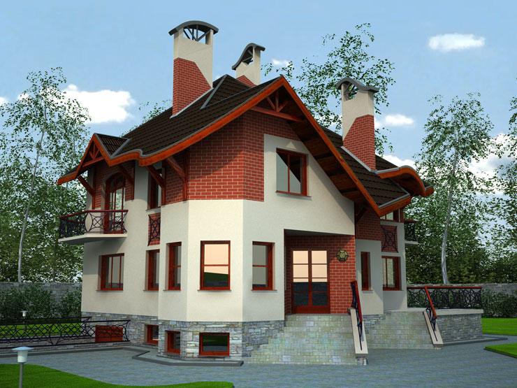 Проект домa ГП-95-07