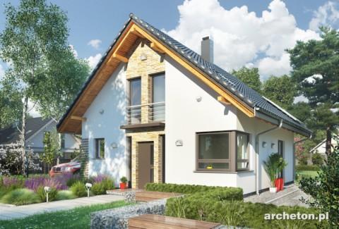 Projekt domu Ula