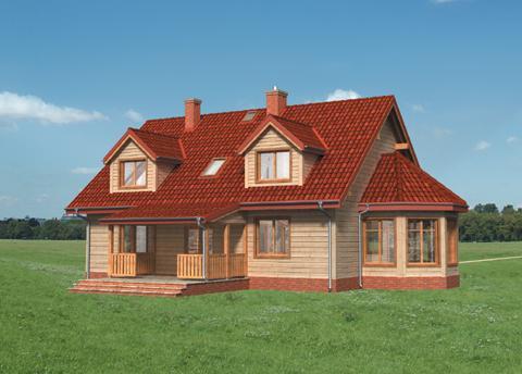 Projekt domu Urszula