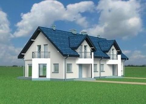 Projekt domu Uszatek