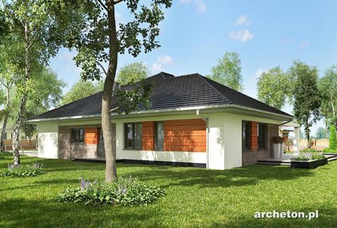 Projekt domu Walery