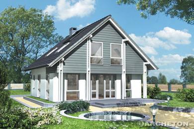 Projekt domu Walter