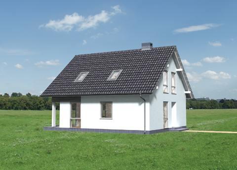 Проект домa Вальтер