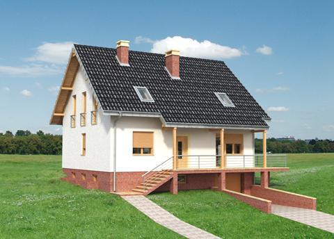Projekt domu Wiki Stok