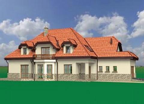 Projekt domu Wiktor