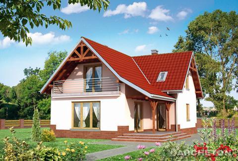 Projekt domu Witold