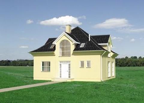 Projekt domu Wolfgang