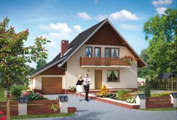 Projekt domu Wrzos