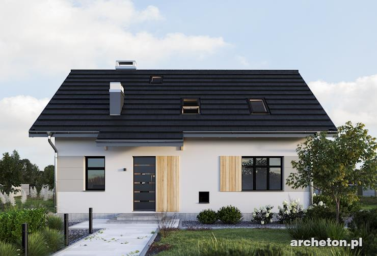 Projekt domu Zachary