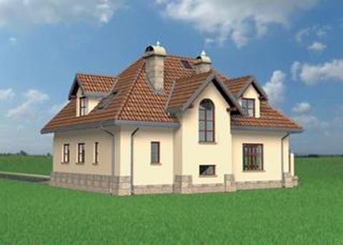Projekt domu Zadora