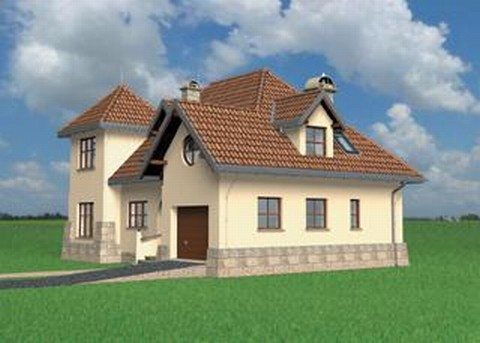 Проект домa Задора