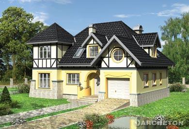 Projekt domu Zadora Lux