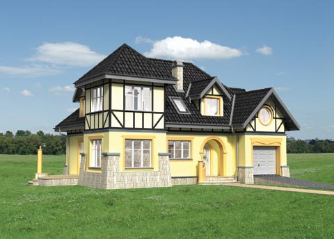 Проект домa Задора Люкс