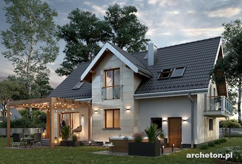 Projekt domu Zahira