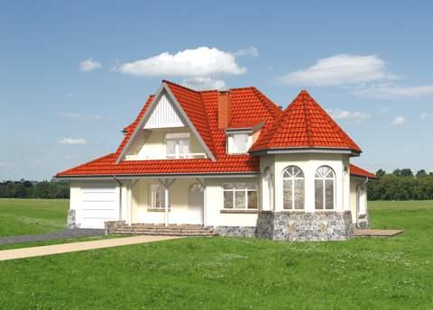 Проект домa Замочек