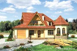 Проект домa Замочек - 2