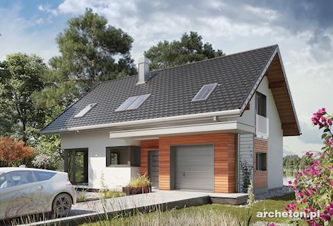 Projekt domu Zefir