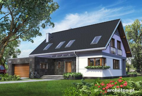 Projekt domu Zenon Atu