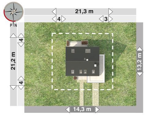 Projekt domu Zenon Polo