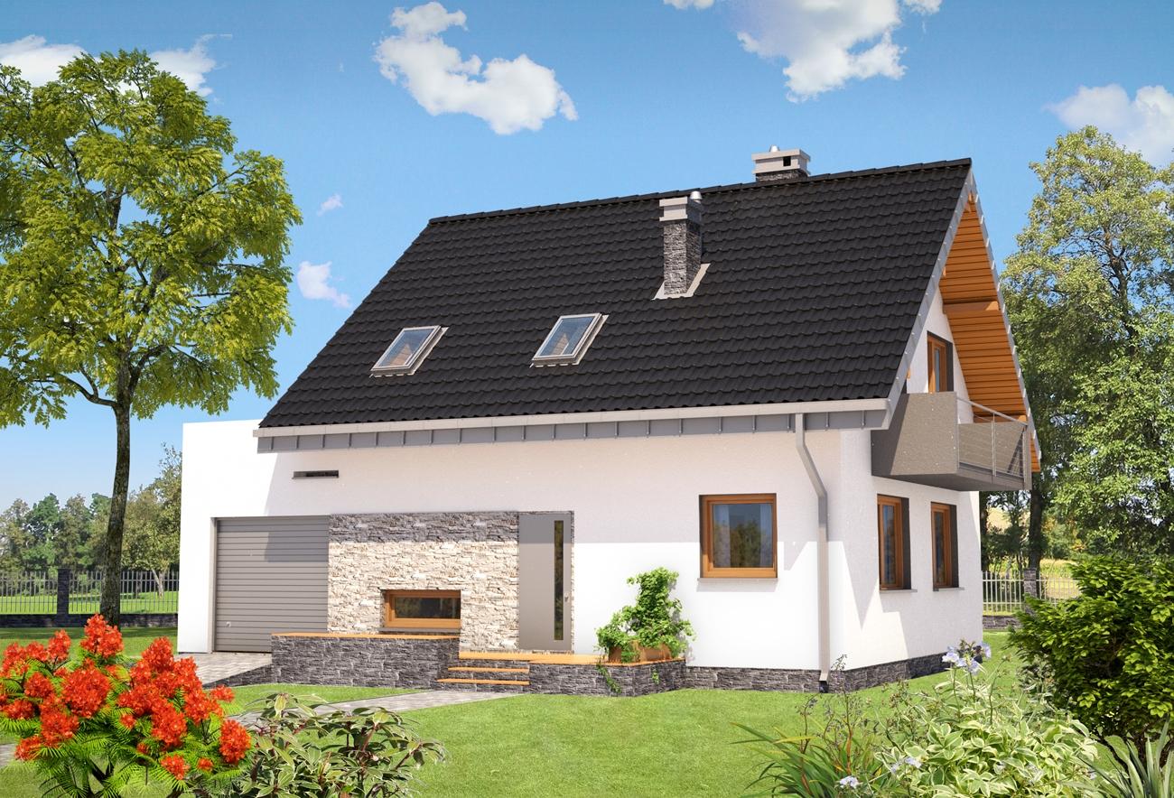 Проект домa Зета