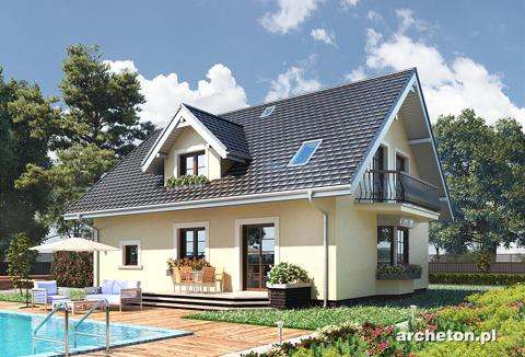 Projekt domu Zofia