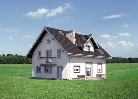 Projekt domu Zofia Bobo