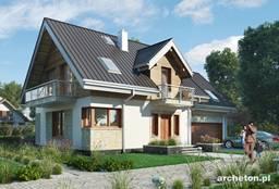 Projekt domu Zofia G2