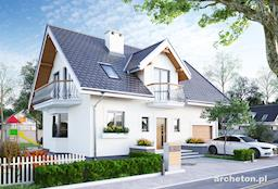 Projekt domu Zofia Mini