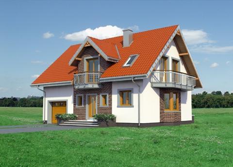Projekt domu Zofia Mini Eko