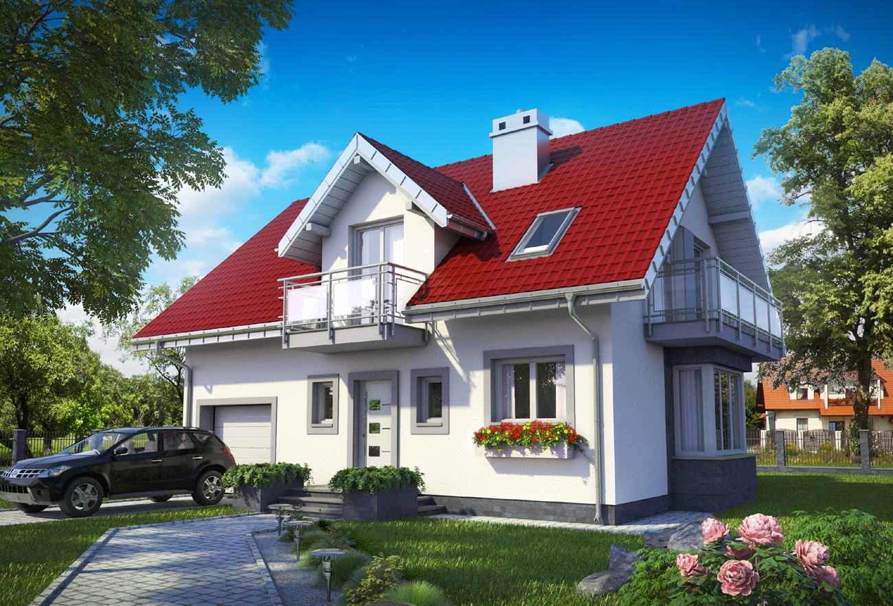 Проект домa Софи Мини Нео