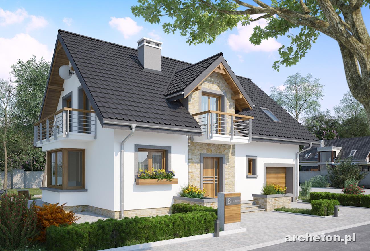 Проект домa Софи Нео