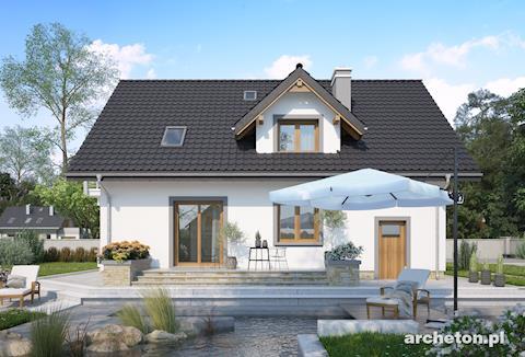 Projekt domu Zofia Neo