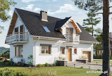 Projekt domu Zofia Polo