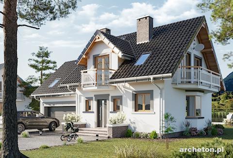 Projekt domu Zofia Prima G2