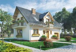 Projekt domu Zofia Rex