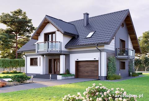Projekt domu Zofia Ultra