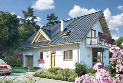 Projekt domu Zoja