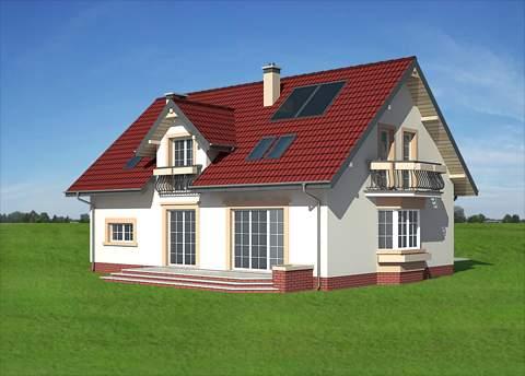 Projekt domu Zoja Eko
