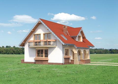 Projekt domu Zoja Bona