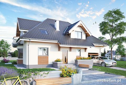 Projekt domu Zoja Karo